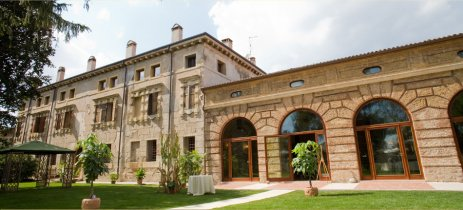 Gini a Villa Alessandri di Dossobuono 10-13 Aprile