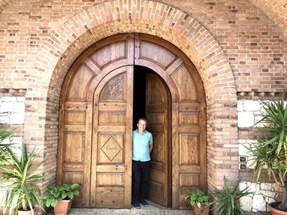 Dreaming with Gini - un articolo di Robert Camuto sul Wine Spectator